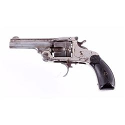 Smith & Wesson .38 Double Action Revolver