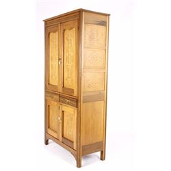 Early Pie Safe Dry Storage Cupboard Cabinet