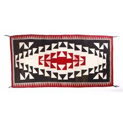 Navajo Klagetoh Finely Woven Rug
