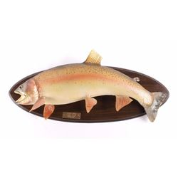 Trophy Yellowstone Cutthroat Trout Mount