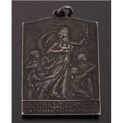 The Alfred C. Bossom Award - Silver Medallion