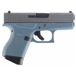 Glock PI4350201BTT G43 Subcompact Double 9mm Luger    Grip
