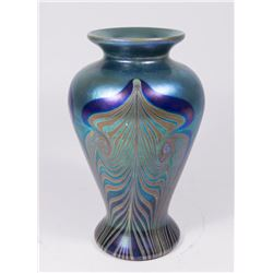 Vandermark Art Glass Vase