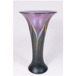 Lundberg Studios Art Glass Vase