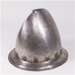 Antique European Metal Helmet