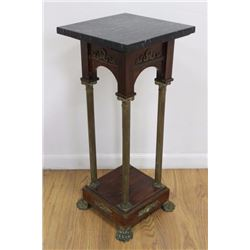 French Empire Style Pedestal