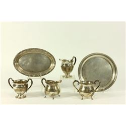 Lot of Sterling Silver Pieces