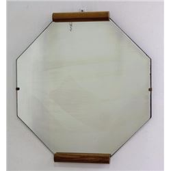 Art Deco Octagonal Mirror