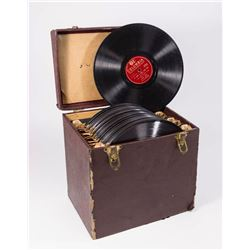 Collection of 78RPM Records