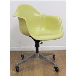 Herman Miller Fiberglass Desk Chair