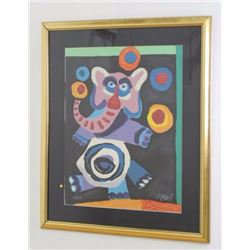 "Karel Appel, ""L'Autre Regard"""