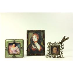 3 Jay Strongwater Frames