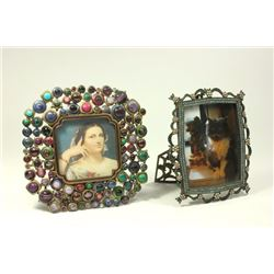 2 Jay Strongwater Frames
