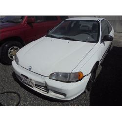 HONDA CIVIC 1995 T-DONATION