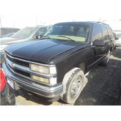 CHEVROLET TAHOE 1999 T-DONATION