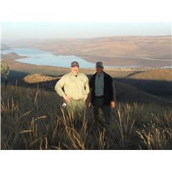 Fantastic 7 day South African Hunting Safari for One Hunter and One Observer