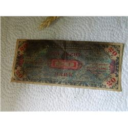 FOREIGN CURRENCY - 20 MARKS