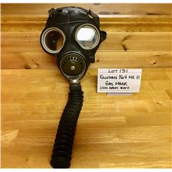 GAS MASK, KAUFMAN