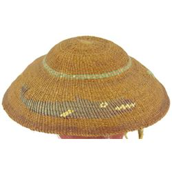 Nootka Basket Hat