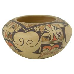 Hopi Pottery Bowl - Barbara Polacca