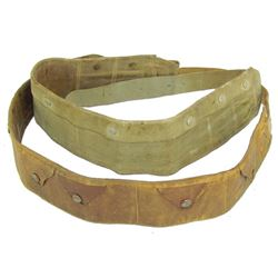 Antique Money Belts