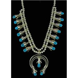 Navajo Necklace - Louise Yazzie