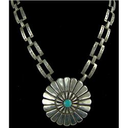 Southwest Silver Necklace