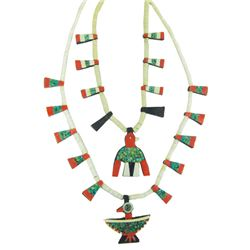 2 Pueblo Necklaces