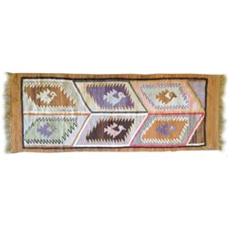 Zapotec Rug/Weaving