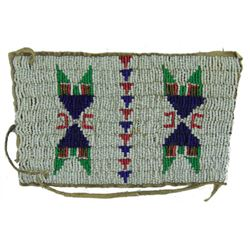 Sioux Beaded Child's Cuff