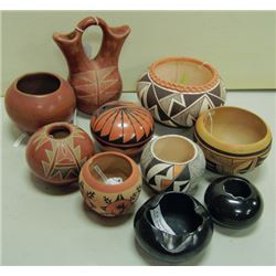 Pottery Box Lot