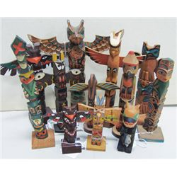 Totem Pole Box Lot
