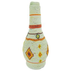 Paiute Beaded Bottle