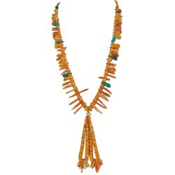 Pueblo Spondulus Shell Necklace