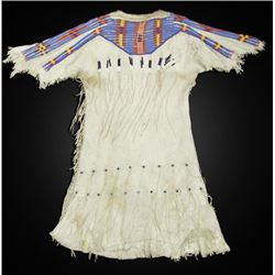 Shoshone Beaded Dress