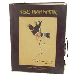 """Pueblo Indian Painting"" Portfolio"