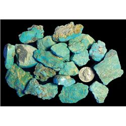 Turquoise Nuggets