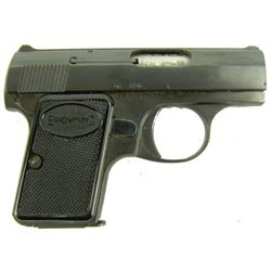 Baby Browning 25 ACP Pistol