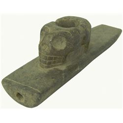 Carved Stone Pipe