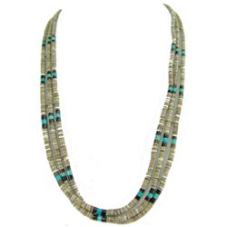 3-Strand Heshi Necklace