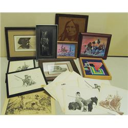 Artwork Box Lot