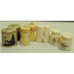 Eskimo Ivory Box Lot