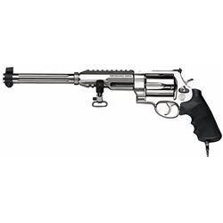 Smith & Wesson 170280 460 Performance Center XVR Dual Rail Single/Double 460 Smith & Wesson Magnum 1