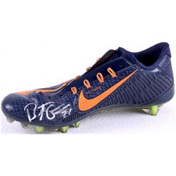 Brent Grimes Signed Game-Used Nike Shoe (JSA COA)