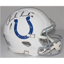 Andrew Luck Signed Colts Full-Size Authentic Pro-Line Helmet (Panini Hologram)
