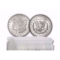 1921 Morgan Dollar BU MS-63 (20-Count Roll) $29.99 PER COIN