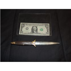 CHILD'S PLAY 2 SCREEN USED & MATCHED RETRACTABLE STILETTO KNIFE