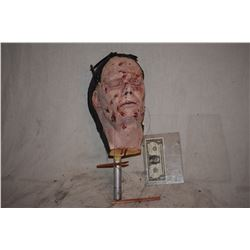 TRUE BLOOD VAMPIRE F/X HEAD WITH BLADDERS AND WIRES
