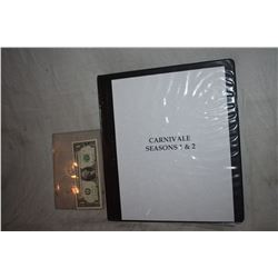 CARNIVALE SEASON 1 & 2 BTS PHOTO BOOK