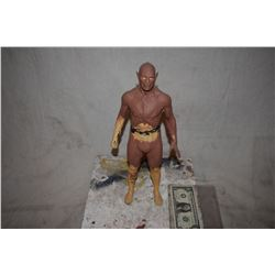 UNDERWORLD WEREWOLF LYCAN ORIGINAL MAQUETTE CLAY SCULPT 2